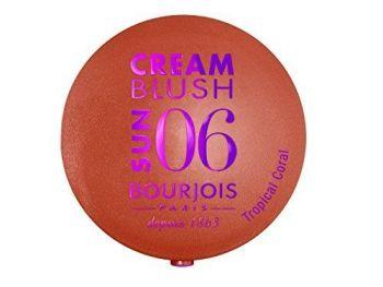 Bourjois Cream Blush, Tropical Coral by Bourjois