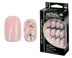 Royal Strong & Resilient Glue on Nails - Bellini