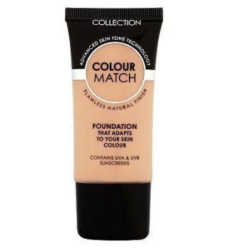 Collection Colour Match Foundation - Golden