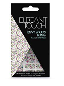 Elegant Touch Envy Wraps Candy Sprinkles