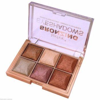 Technic Bronzing Eyeshadows - Bronze