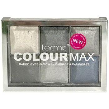 Technic Colour Max Baked Eyeshadows - Silverado
