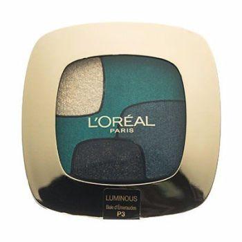 L'oreal Color Riche Quad Eyeshadows - P3
