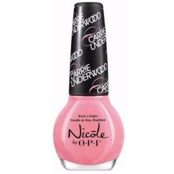 Nicole By O.P.I Carrie Underwood Nail Polish - Carnival Cotton Candy