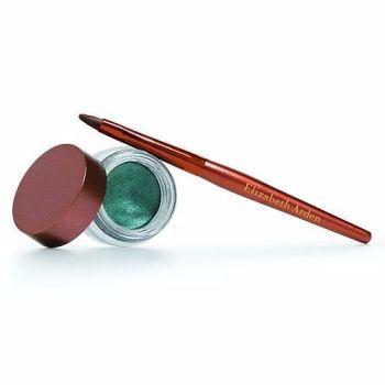 Elizabeth Arden Color Intrigue Gel Eyeliner With Brush - Ocean Teal