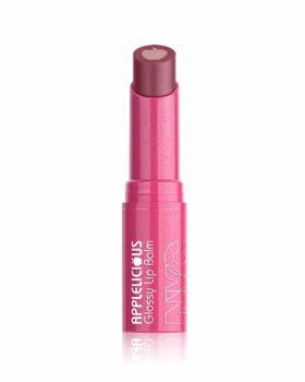 NYC Applelicious Glossy Lip Balm - 358 Garnet Gala