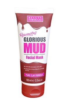 Glorious Mud Facial Mask Pure Clay - 100ml