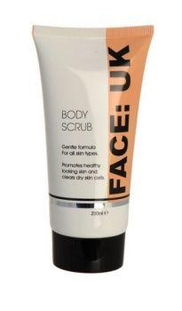 Face Uk Body Scrub 200ml (2 pack)