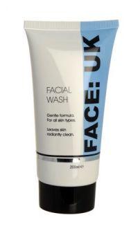 Face Uk Facial Wash 200ml (2 pack)