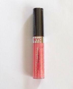NYC Liquid Lip Shine - 625 Crystal Pink