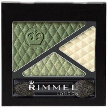Rimmel London Glam'Eyes Trio Eye Shadow - 750 Tempting