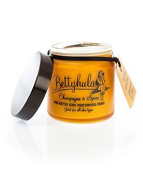 Betty Hula Champagne & Spice Shea Butter Moisturising Cream