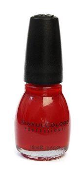 Sinful Colors Nail Enamel - Ruby Ruby
