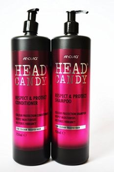 Anovia Head Candy Respect & Protect Shampoo & Conditioner - Twin Pack