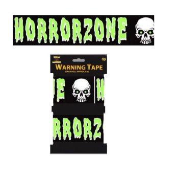 Skull Scream Machine Warning Tape 2 Pack