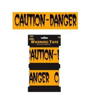 Caution Scream Machine Warning Tape 2 Pack