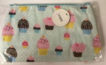 Exclusive Large Cupcake Make Up Bag
