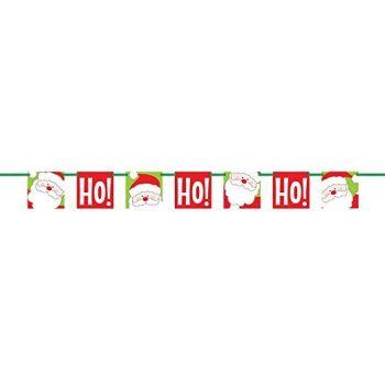 Ho Ho Ho Christmas Banner 5Ft