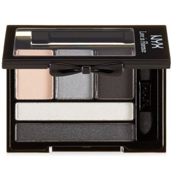 NYX Tryst By The Trevi Eye Shadow Palette - Love In Florence