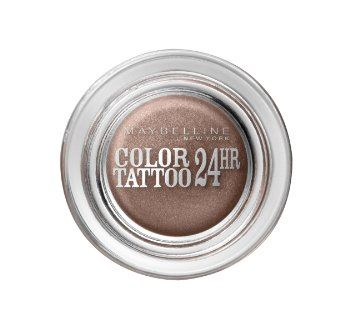 Maybelline Colour Tattoo 24 Hour Eye Shadow - 35 On and On Bronze