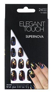 Elegant Touch False Nails - Supernova