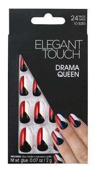Elegant Touch False Nails - Drama Queen