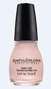 Sinful Colors Nail Enamel - 776 Glass Pink