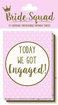 Wedding Moment Cards