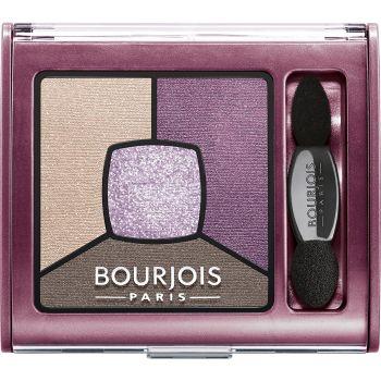 Bourjois Quad Eyeshadow - 15 Brilliant Prunette