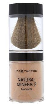 Max Factor Natural Minerals Foundation - 80 Bronze