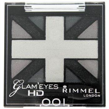 Rimmel Glam'Eyes HD Eyeshadows - Black Cab