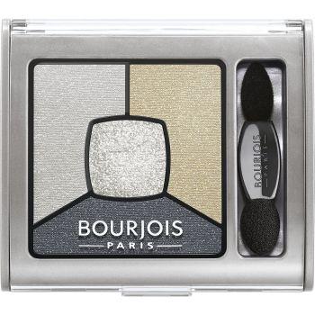 Bourjois Smoky Quad Eyeshadow Palette - 09 Grey-zy In Love