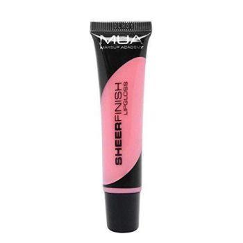 MUA Sheer Finish Lip Gloss - Show Me Time