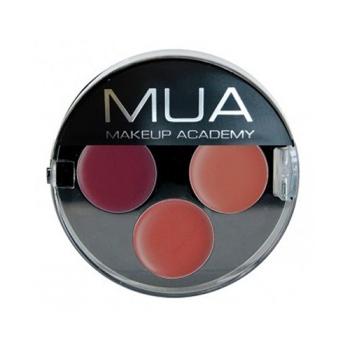 MUA Lipstick Trio - Siren