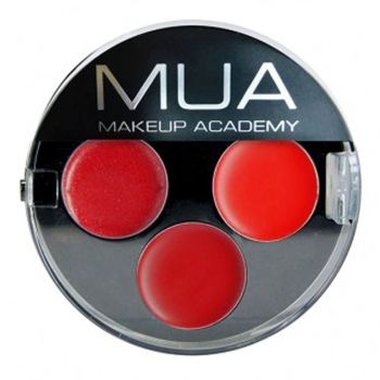 MUA Lipstick Trio - Temptress