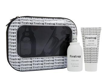 Firetrap For Her Eau De Toilette & Body Wash Gift Set