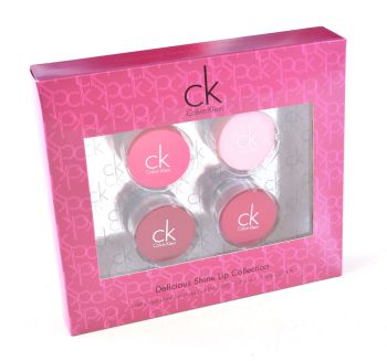 Calvin Klein Delicious Shine Lip Collection