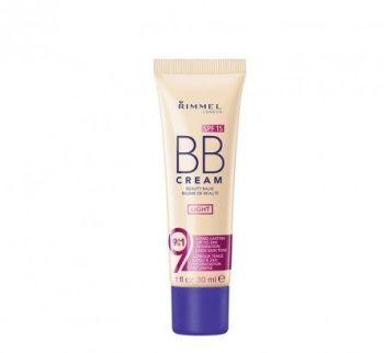Rimmel Cream Beauty Balm 9 in 1 - Light 30ml