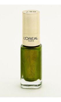 L'Oreal Color Riche Nail Varnish 5ml Majestic Green