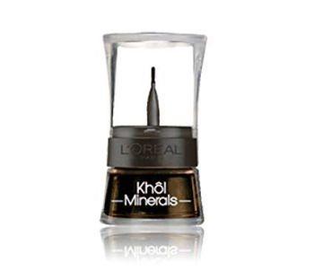 L'Oreal Kohl Minerals Powder 05 Iced Chestnut Eye Liner