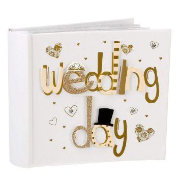 Talking Pictures Wedding Day Photo Album