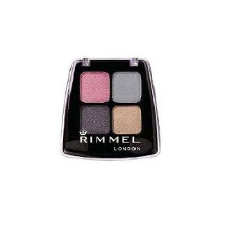 Rimmel Quad Eyeshadow - 013 Sweet Smoulder