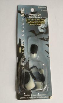 NYC Halloween Press On Nails - Crypt-ic