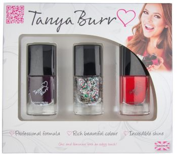 Tanya Burr Trio Nail Polish Gift Number 2