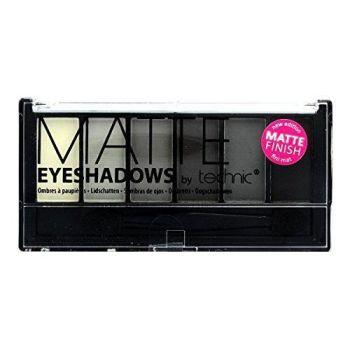 Technic Matte Finish Eyeshadow Palette