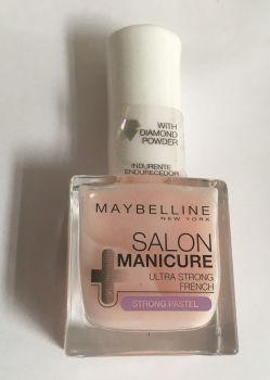 Maybelline Salon Manicure Nail Polish - Strong Pastel