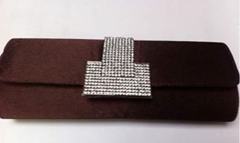Chocolate Clutch Bag 007