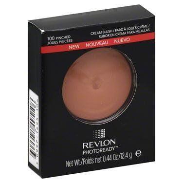 Revlon Photoready Cream Blush, Pinched 100, 0.44 oz (12.4 g) by Revlon