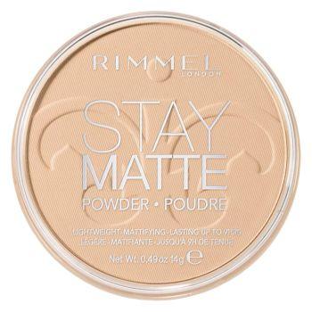 Rimmel Stay Matte Pressed Powder - 011 Creamy Natural