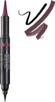 Laura Geller Line N Define Dual Dimension Eyeliner - Black / Blackberry
